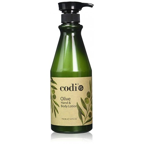 CODI OLIVE HAND & BODY LOTION (12 BOTTLES/CASE)