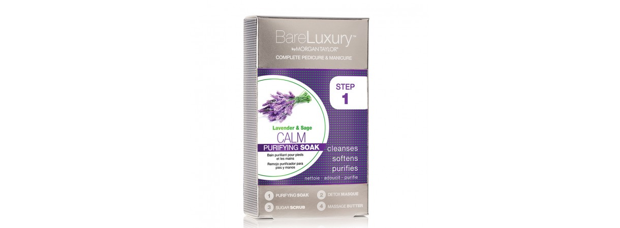 Calming Lavender & Sage (1CASE/24PACK)