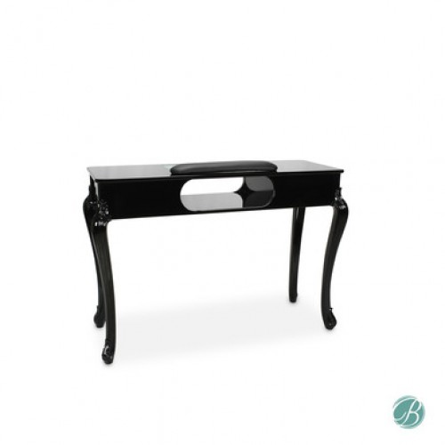 FIONA NAIL TABLE (BLACK)
