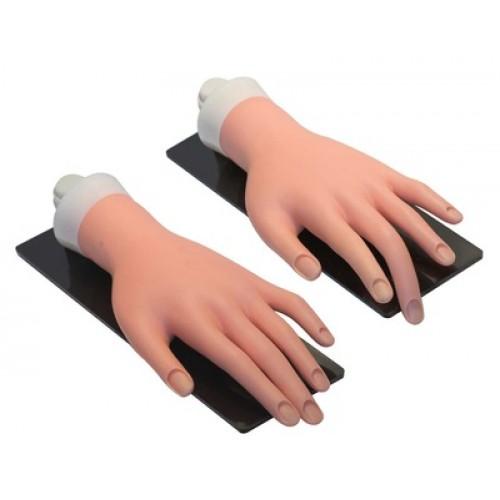 Practice Hands - Stiff/Bendable