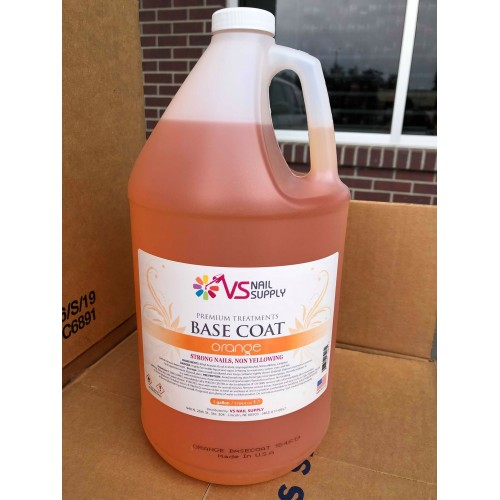 Orange Base Coat 1Gallon