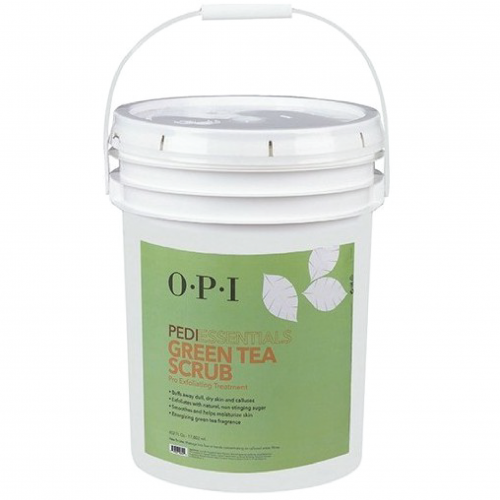 OPI Sugar scrub 5G bucket - GREENTEA