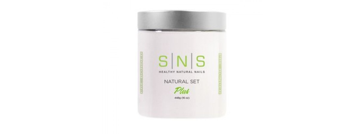 SNS Natural set 16oz