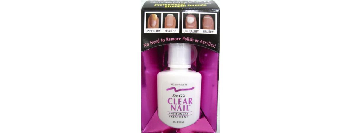 Dr.G Clear nail 1pc